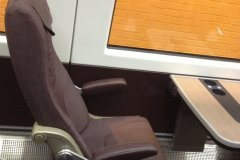 CL332 First Class Seat Casting