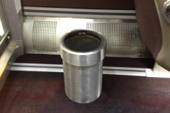 CL332 First Class Litter Bin