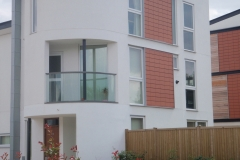 Manchester Housing Project Balustrade