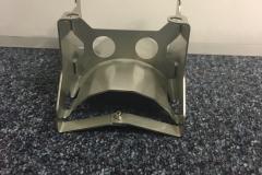 Audi filter Mount