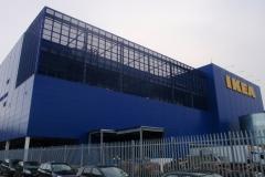 Ikea Southampton Car Park Screening