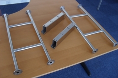 Marine Table Supports