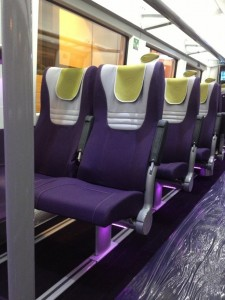 Heathrow Express Class 332